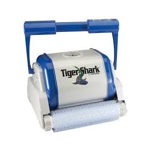 Limpiafondos automático electrónico Tiger Shark QC