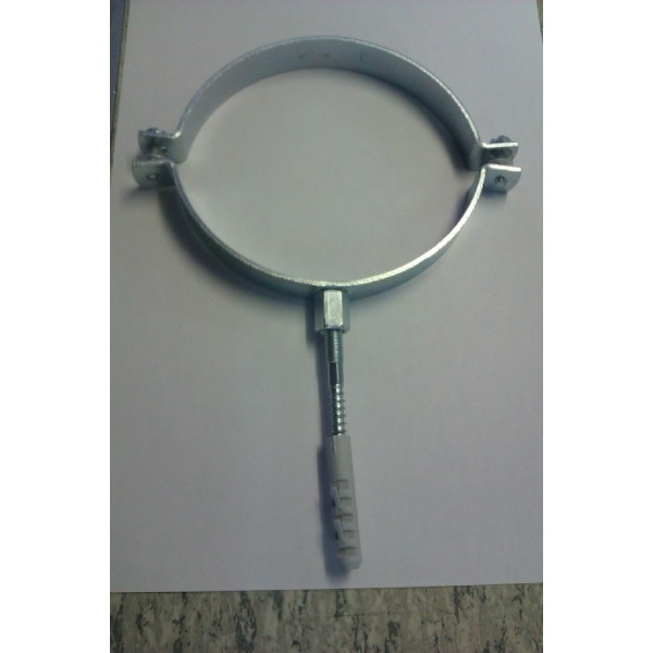 Abrazadera fijaci n pared tubo estufa 15 cm - Abrazaderas para tubos ...