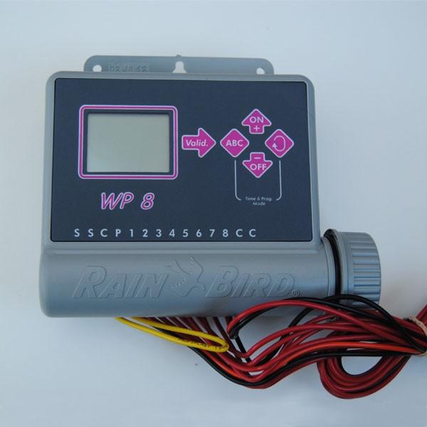 Programador de riego a pilas rain bird wp 8 - Programadores de riego a pilas ...