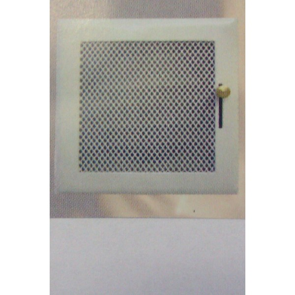 Rejilla de ventilaci n regulable de 15x15 cm - Rejillas de ventilacion ...