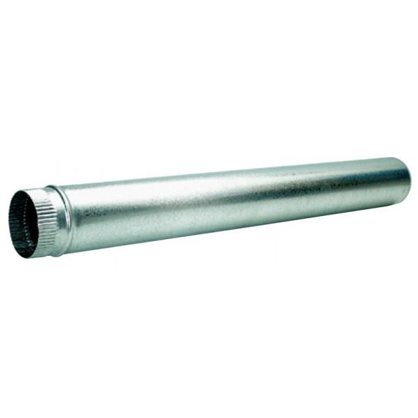 Tubo estufa galvanizado di metro 30 cm - Tubo de estufa de lena ...