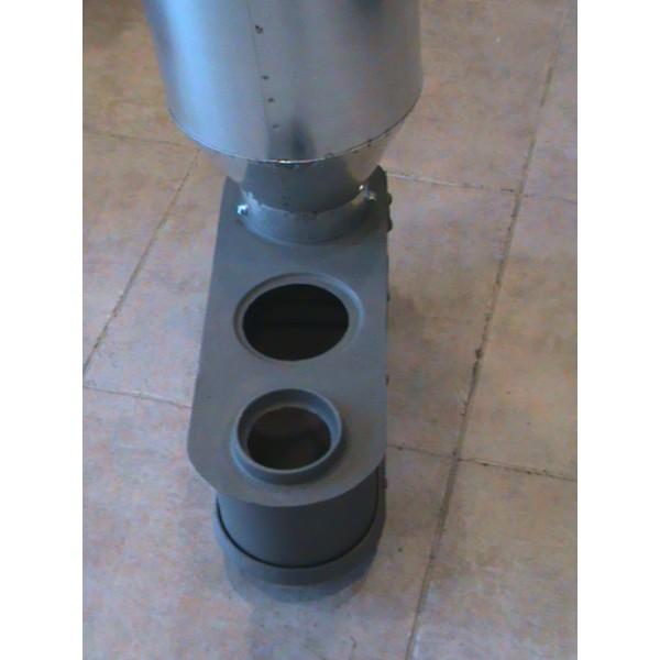 Estufa c scara almendra modelo vulcano for Estufa pellets pequena