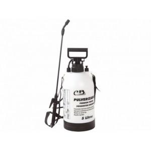 Pulverizador presión químicos 5 litros.