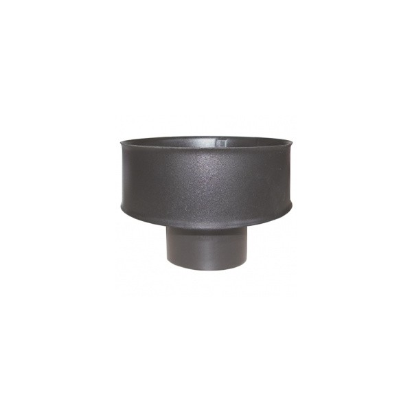 Deflector macho 80mm estufa pellet - Tubos estufa pellets ...