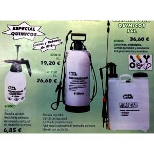 Sulfatadoras para químicos.