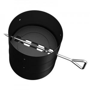 Estufas de le a ferreteria ferrival for Estufas de lena tubos