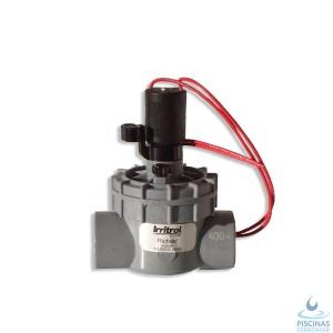Electroválvulas 24 V y solenoides.